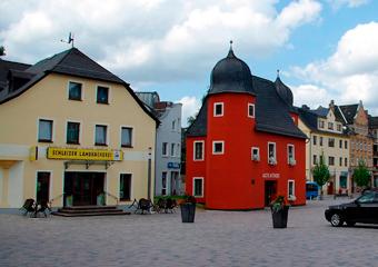 Stadtverwaltung Schleiz Stadtinformation Alte Münze